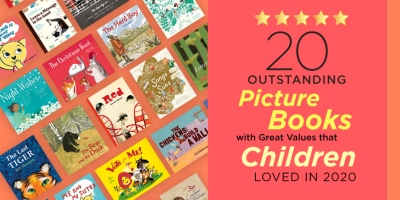 Twenty Outstanding Picture Books that Children Loved in 2020 kids books