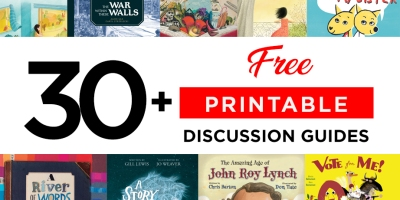 30 plus Free Printable Children's Educational Discussion Guides and Teacher's Guides