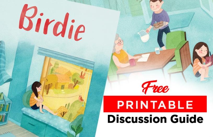Birdie Children's Books Discussion Guide