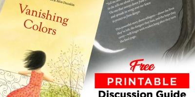 Vanishing Colors Children's Books Discussion Guide kids books