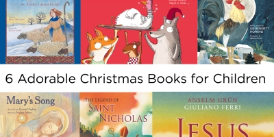 6 Adorable Christmas Books for Children