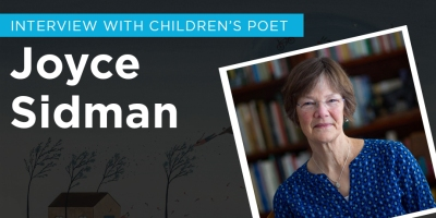 Interview with children's book author and poet Joyce Sidman