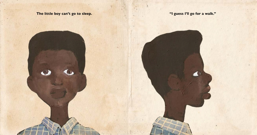 Sleep Like Me illustrated picture book for kids