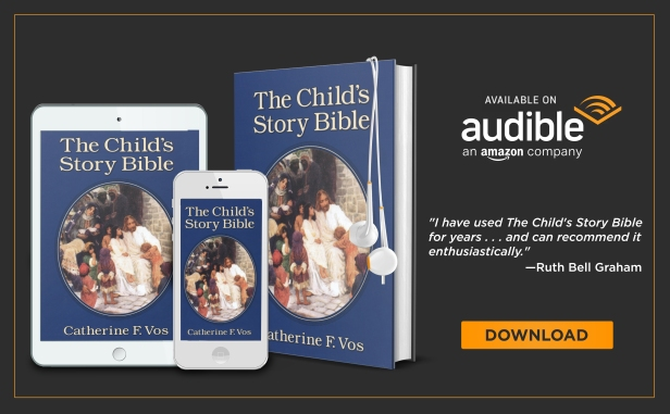 The Child's Story Bible - Audible audiobook download