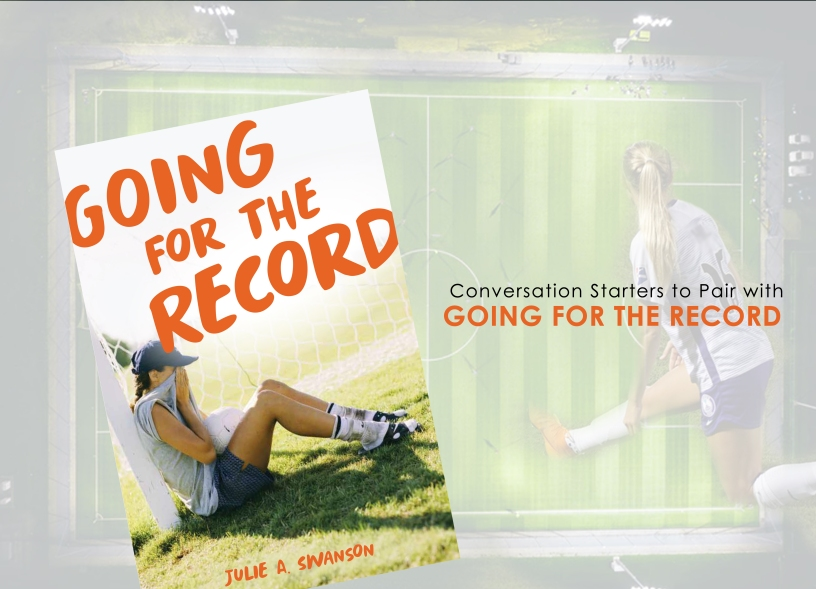 Going for the record young readers book cancer awarness