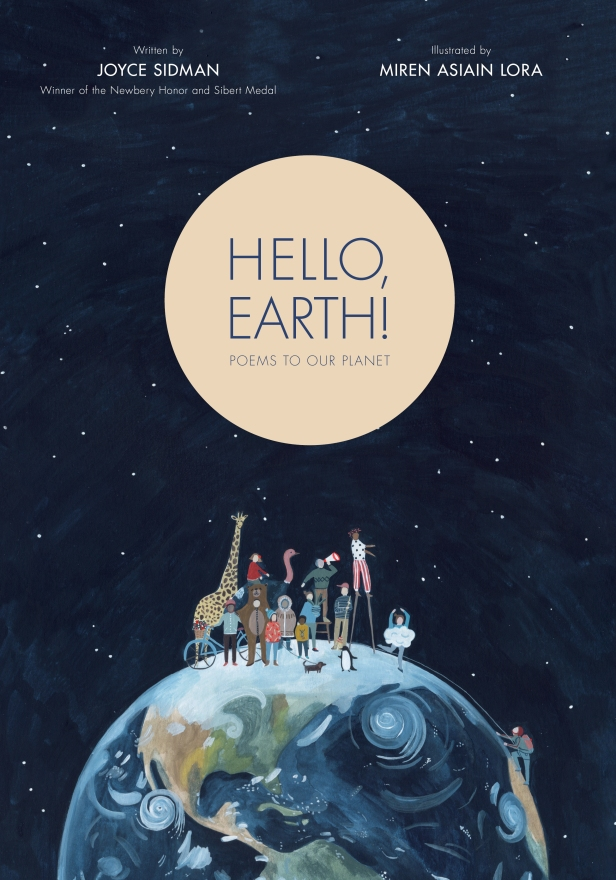 Hello Earth! Poems to Our Planet kids books