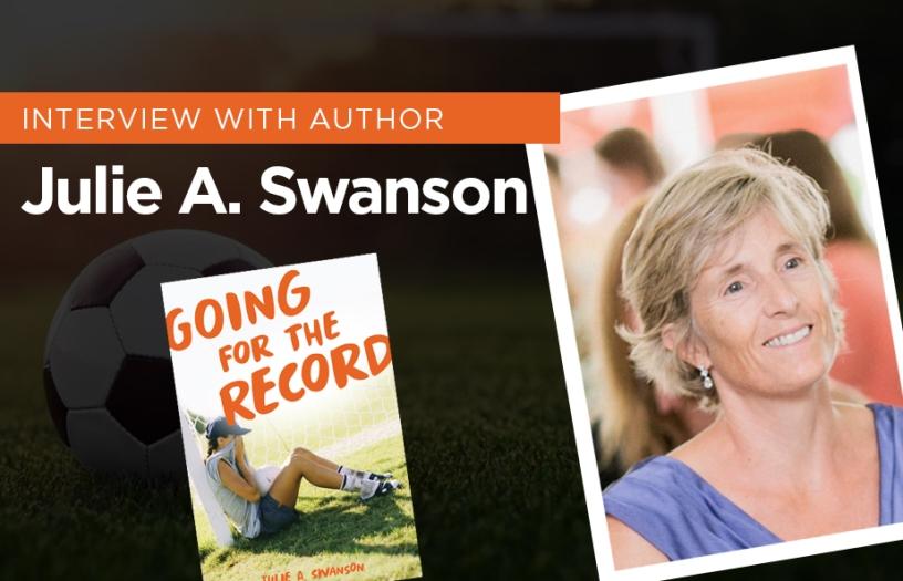INTERVIEW with Children's book author Julie A. Swanson
