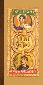Saint Spotting children's books