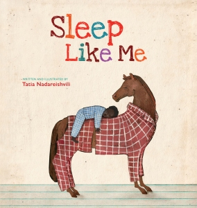 Sleep Like Me illustrated picture book