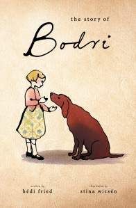 The Story of Bodri children's book