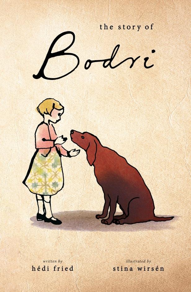 The Story of Bodri children's book