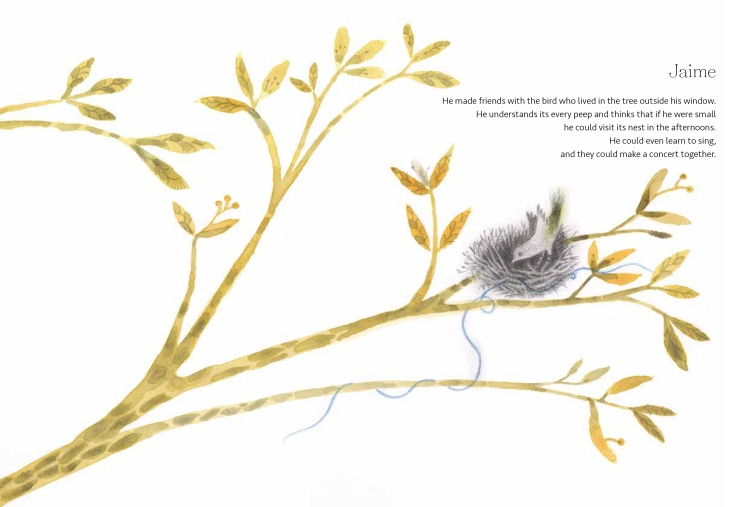 Niños Poems for the Lost Children of Chile picture book