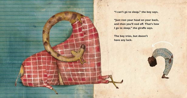 Sleep Like Me -children's book picture book