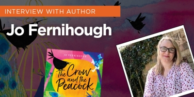INTERVIEW with Children's book author Jo Fernihough