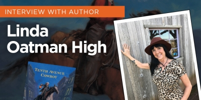INTERVIEW with Children's book author Linda Oatman