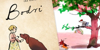 The Story of Bodri picture book kids book