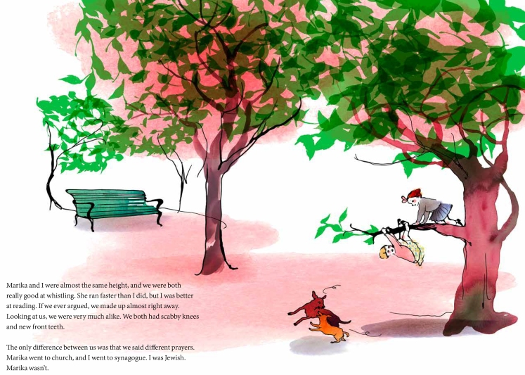 The Story of Bodri picture book for kids