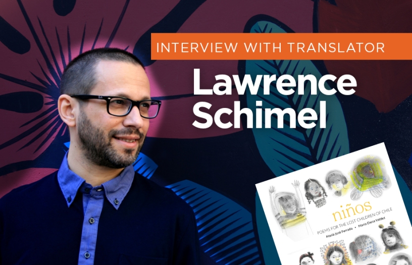 INTERVIEW with Children's book translator Lawrence