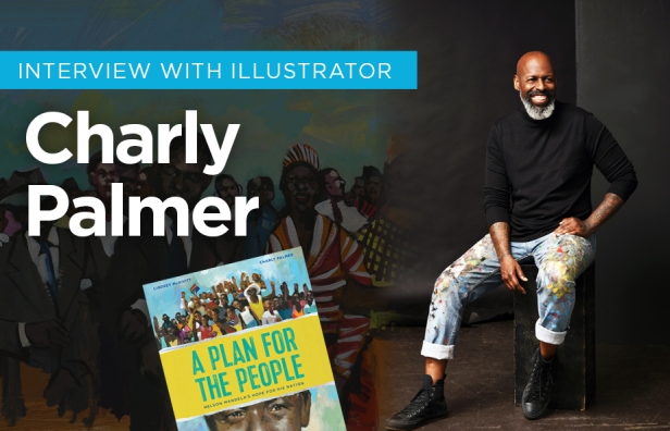 INTERVIEW with illustrator Charly Palmer