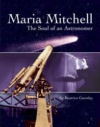 MARIA MITCHELL kids biography