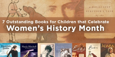 Women's History Month kids books children's books biographies