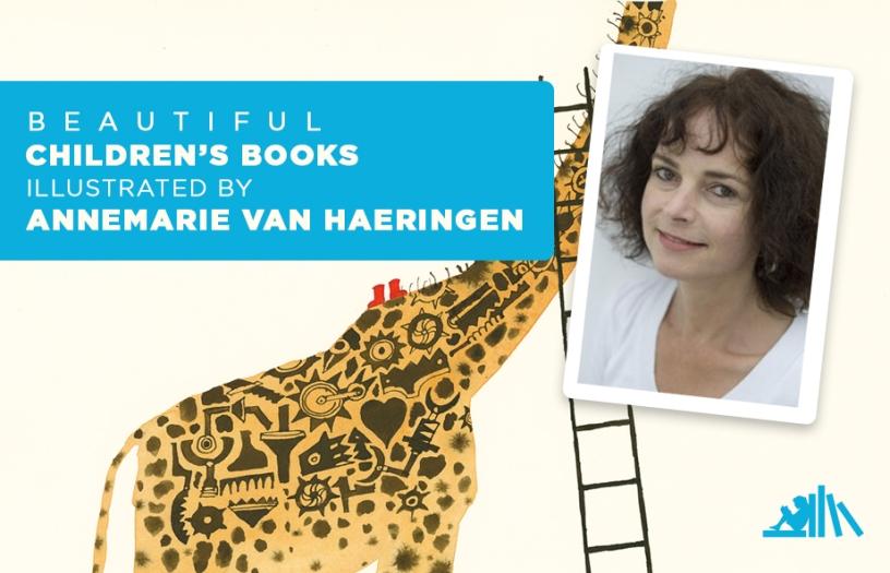 Children's book illustrator Annemarie van Haeringen